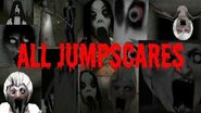 All Jumpscares in all of Slendrina's Games(1st-10th Game of Slendrina)
