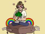 La rengaine du hippie