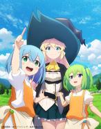 Anime Key Visual 3