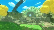 Puerta de las Ruinas Antiguas
