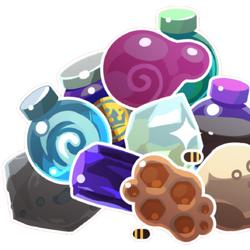 Ciencia Slime/Recursos