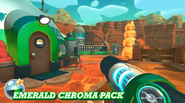 Emerald Chroma Pack Preview
