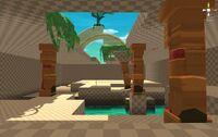 Ancient Ruins Model Blocks 3