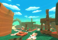 Ancient Ruins Model Blocks 1