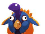 Painted Hen