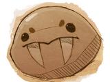 Slime à Dents de Sabre