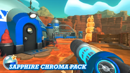 Sapphire Chroma Pack Preview