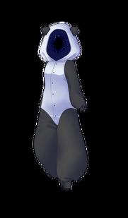 23. Kigurumi Panda