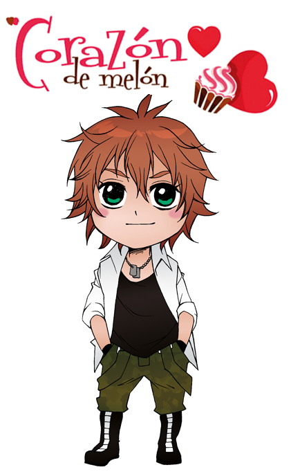 Amour Sucre tom. 4 Chibi Kentin Color.jpg