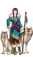 KA2020 Wolf Tamer