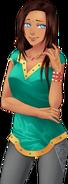 Priya - zakłopotanie