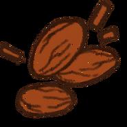 KA2020 Ziarna kakaowe