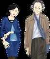 Rodzice Li