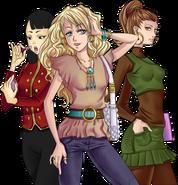 Brygada Amber-dawniej