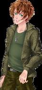 38Kentin - radość (w mundurze)