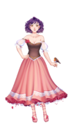 ŚM2021 Singing Princess