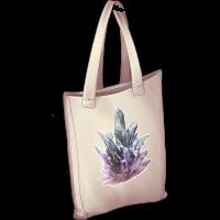 U05 Bawełniana torba z logo
