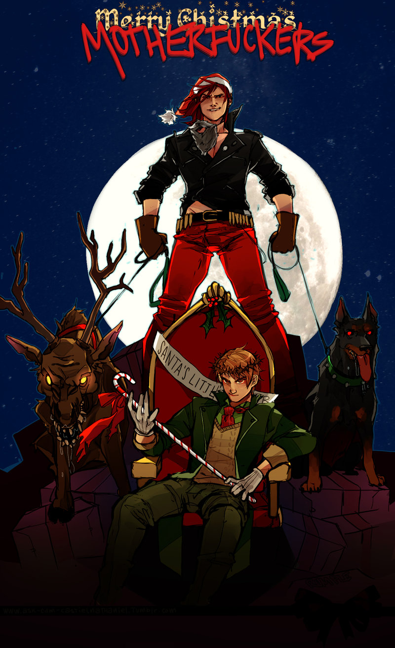Amour sucre merry badass xmas by btrumple-d6zfb84.jpg
