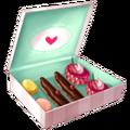 H2018 Pudełko z ciastkami