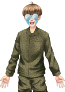 38Ken - smutek (w mundurze)