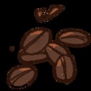 KA2020 Ziarna kawy