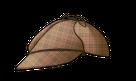 5 czapka sherlocka