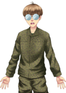 38Ken - zaskoczenie (w mundurze)