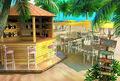 SFU Bar na plaży