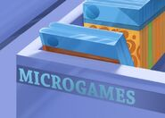W środku Microgames