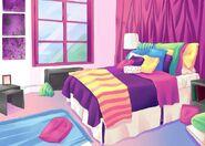 Dom Melani - pokój