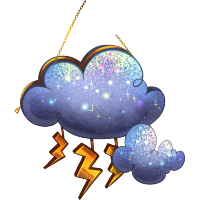 37 Torebka chmura