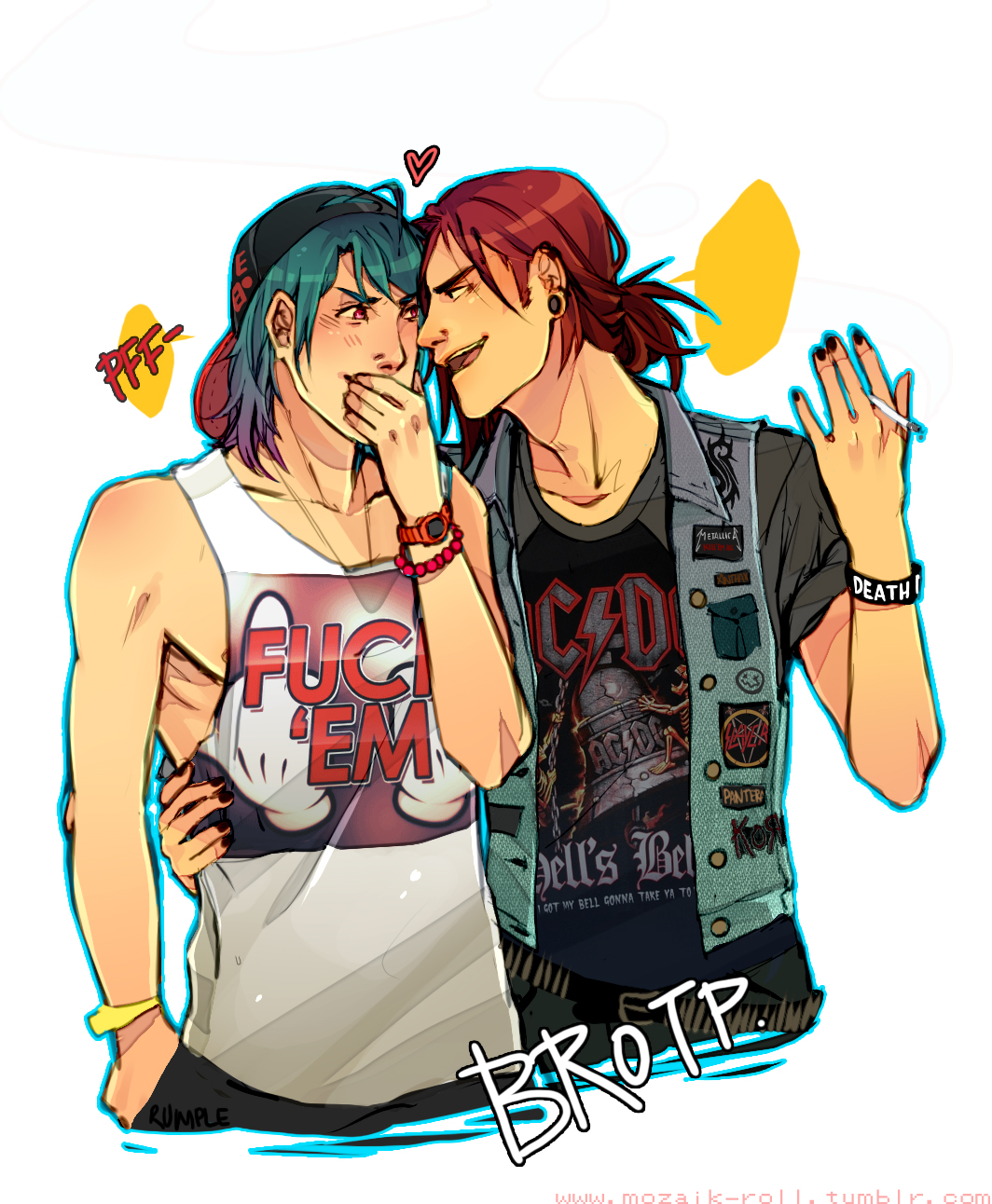 Amour sucre bromance is cool by btrumple-d6xzsep.jpg