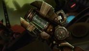 'Straggus' 'Blaster'