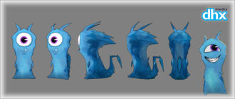 Frostcrawler Back and Front