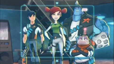 Slugterra slugisode - Blasters and You