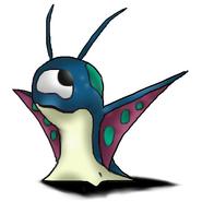 Hoverbug z Gimpa