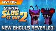 Slugterra Slug it Out 2 DEVS PLAY New Ghouls Revealed!