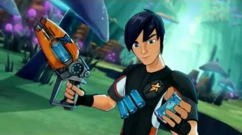 Slugterra - Slugisode 7 Know your ghouls!