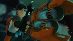 'Buzzsaw' & 'Torch' in 'Fusion Blaster'