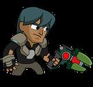 Wandering duelist