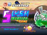 Slush Invaders: Game