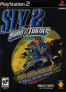 Sly 2 Band of Thieves demo cover