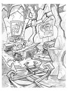 Cooper Vault (Otto van Cooper) concept art from Sly 3