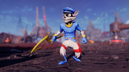 Sly Cooper from Rift Apart