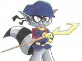Sly Cooper (manga)
