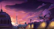 PARIS painting paul sullivan