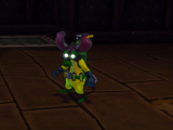 Rat trooper guard