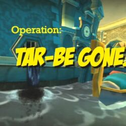 Operation: Tar-Be Gone!