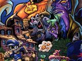 The Adventures of Sly Cooper/Issue 1