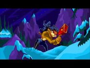 Sly Cooper and the Thievius Raccoonus - Fire in the Sky - The Panda King on Ice